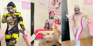 Nina Agustin, Dokter Gigi Cantik Trendsetter APD Fashionable.