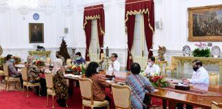Presiden Jokowi Dukung Penuh Fase Uji Klinis Vaksin Covid-19.