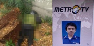 Polisi Selidiki Pelaku Pembunuhan Editor Metro TV.