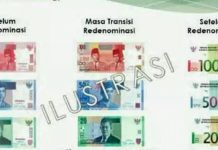 Fakta Redenominasi Rupiah Rp1.000 Jadi Rp1 yang Bikin Heboh.