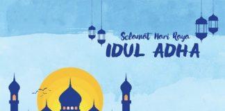 Daftar Kata-kata Ucapan Selamat Hari Raya Idul Adha 2020.