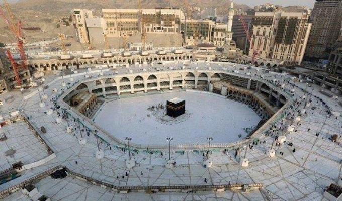 Masjidil Haram Ditutup saat Hari Arafah dan Idul Adha.