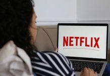 Ilustrasi Penggunaan Netflix