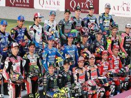 Daftar Pembalap dan Tim Favorit untuk MotoGP 2020.