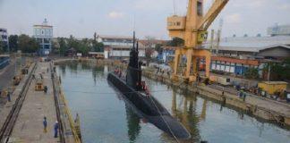 PT PAL Selesaikan Maintenance Kapal Selam Nagapasa Class.