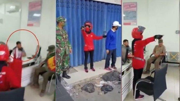 Viral, Camat Disuruh Bersihkan Sampah Dikira Tukang Sapu.