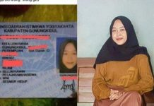 Viral, Gadis Gunungkidul Punya Nama Unik Dita Leni Ravia.