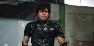 Heboh, Kostum Ashiap Man Atta Halilintar Mirip Green Arrow.