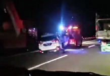 Kecelakaan Maut di Tol Cipali Tewaskan 8 Orang.