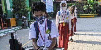 Standar Protokol Kesehatan Sekolah, KPAI: Harus Ada Wastafel di Setiap Kelas.