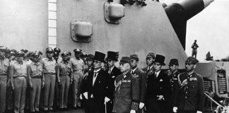 Jepang Menyerah Kepada Sekutu.