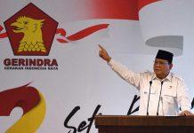 Prabowo Subianto.