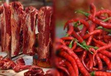 Daftar Harga Pangan Hari Ini, Daging dan Cabai Turun.