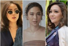 Artis Cantik Keturunan Pahlawan Indonesia.