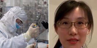 Dr Li Meng-Yan, seorang spesialis virologi.