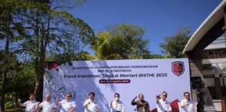Menteri Ekonomi Jokowi Kumpul di Bali, Bahas Pemulihan Ekonomi.