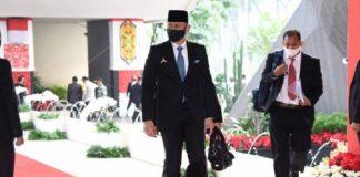 Ketua Umum Partai Demokrat Agus Harimurti Yudhoyono (AHY).