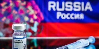 Vaksin Sputnik V Buatan Rusia.