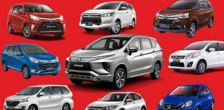 Daftar Mobil Terlaris Sepanjang Juli 2020.