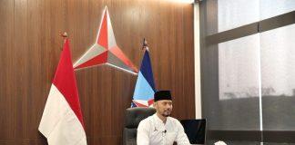 Ketua Umum DPP Partai Demokrat,Agus Harimurti Yudhoyono (AHY).