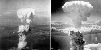 Bom Atom di Hiroshima dan Nagasaki.