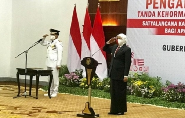 Gubernur JatimKhofifah Indar Parawansa.