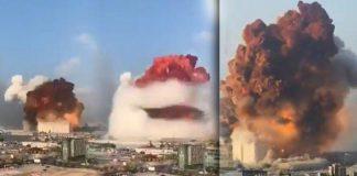 Ledakan mengerikan di BeirutSelasa malam yang menewaskan 135 orang dan melukai ribuan orang.
