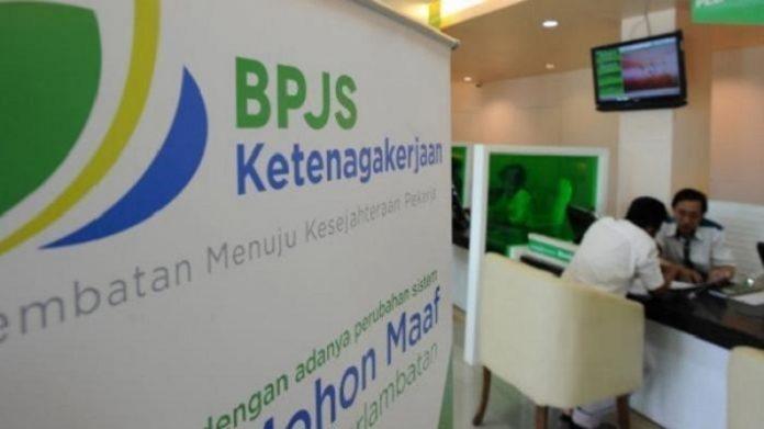 Ilustrasi BPJS Ketenagakerjaan.
