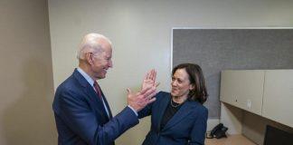 Joe Biden Tunjuk Kamala Harris Jadi Wakilnya.