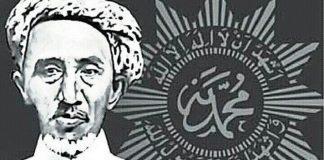 KH Ahmad Dahlan.