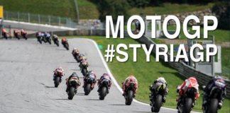 Jadwal MotoGP Styria 2020.