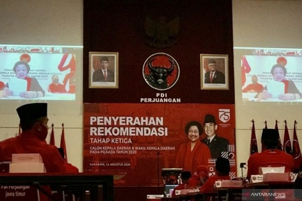 PDIP Tunda Pengumuman Calon Wali Kota Surabaya.