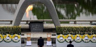 Jepang Peringati 75 tahun Bom Atom Pertama di Dunia.