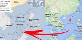 Indonesia Mulai Dijerat China dalam Konflik Laut China Selatan.