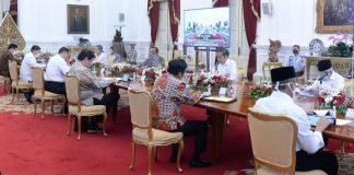 Dua Arahan Terbaru Jokowi terkait Penanganan Covid-19 dan Pemulihan Ekonomi Nasional.