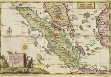 Ilustrasi Pulau Sumatera.