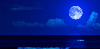 Fenomena Blue Moon.