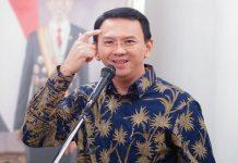 Komisaris Utama PT Pertamina Basuki Tjahaja Purnama atau Ahok.