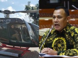 Firli Bahuri Divonis Bersalah, Pakai Helikopter Mewah.