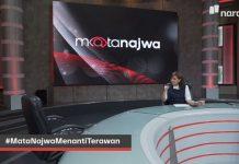 Viral, Najwa Shihab Wawancara Kursi Menteri Kesehatan Terawan.