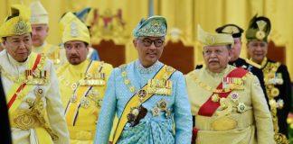 Krisis Politik di Malaysia, Raja Malaysia Punya Tiga Opsi.