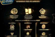 Kementerian ATR/BPN Raih Tiga Penghargaan Sekaligus dari Kemenkeu.
