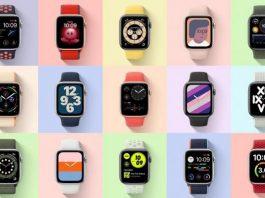 Apple Watch SE.