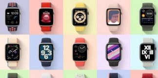 Apple Watch SE.