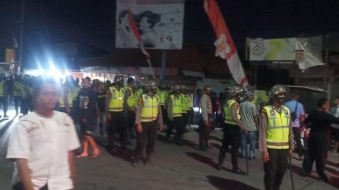 Aksi Anarkis Antar Pendekar Silat Terjadi di Sidoarjo.