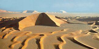 Rub al Khali Gurun Pasir Terluas di Dunia.