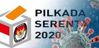Pilkada Serentak 2020 di Tengah Pandemi Covid-19.
