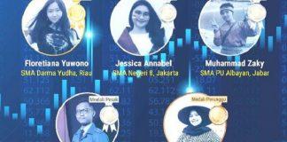 Pelajar SMA Bawa Indonesia Juara Dua Dunia Ajang IEO 2020.