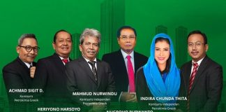 Indira Chunda Thita, Putri Mentan Yang Jadi Komisaris PT Petrokimia.