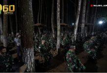 Satu Kompi Prajurit TNI AD Gelar Latihan Bersama di Amerika Serikat.